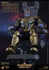 """Thanos on Throne 1/6 Guardians Of The Galaxy Marvel MMS280 12"""" Figur Hot Toys"""