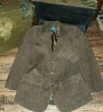 The Children's Place Brown Corduroy Blazer Suit Jacket Size 6 *
