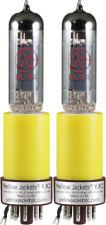 Yellow Jacket Cathode Biased Tube Converter For 6L6 / EL34 / 6V6 / 6550, Duet