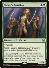 Talara's Battalion Mind vs. Might NM Green Rare MAGIC GATHERING CARD ABUGames