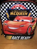 Cars Lightning McQueen Dome Dual Compartment Insulated Lunch Bag Lunchbox- Mint