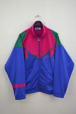 rare vintage FILA jacket pink blue casual retro 90s 80s size 52