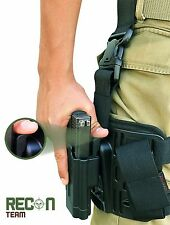 Israeli Special Forces Glock Drop-Leg Holster Whit Thumb Release, Tactical, Duty