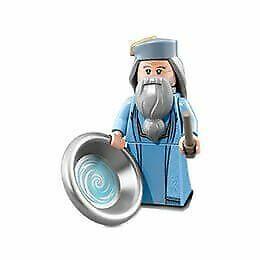 LEGO Harry Potter Series 1 ALBUS DUMBLEDORE Minifigure (16/22) 71022