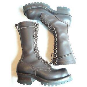 Nicks Boots BuilderPro 9ee Handsewn Welt Custom 12inch