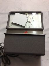 Simplex Time Clock Punch Card Employee Recorder KCG14R-4 PARTS ONLY 03081A