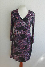 Kleid Shirtkleid mit Blumen-Muster von Laura Ashley, Gr. L / 40 (UK 14), neu