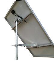 Maxi Supporto testapalo per pannello solare fotovoltaico 260W staffa testa palo