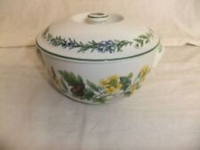 Worcester Herbs White Royal Worcester Porcelain & China