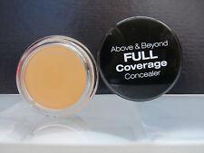 Nyx Above & Beyond Full Coverage Concealer Cj05 Medium 0.21 oz. Brand New