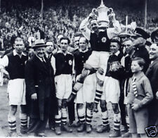 Arsenal 1930 FA Cup Winners Alex James 10x8 Photo