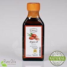 High Quality ARGAN OIL - Cold Pressed, Unrefined Ol'Vita 100 ml - Olej arganowy