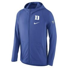 Men's Nike Duke Blue Devils Basketball Hyper Elite Full-Zip Hoodie Royal Blue