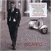 ANDREA BOCELLI INCANTO CD NEW SEALED 14 TRACKS 2008