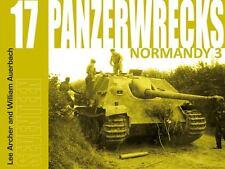 Panzerwrecks 17 Normandia D-Day particolare caccia Panther 116. & 12. SS Panzer Division Nuovo