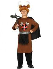 Déguisement Garçon Viking 7/8/9 Ans Costume Enfant Guerrier film