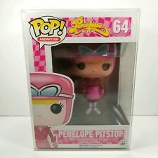 Funko POP 2015 Rare Vaulted  - PENELOPE PITSTOP #64 w/ protector