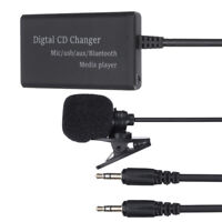For Honda Accord Odyssey Ridgeline Cars Bluetooth Music Interface AUX Adapter