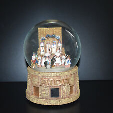 Collectible Rare Aida Water Globe based on Broadway Musical by Giuseppe Verdi
