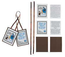 """My Scapular Foam Craft Kit Material: Foam/Ribbon Size: Finished Craft 22"""" LONG"""