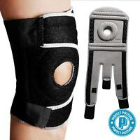 Knee Brace Support for Meniscus Tear Arthritis ACL LCL MCL Injury Open Kneecap