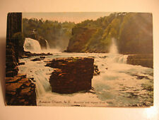 1910 Era Ausable Chasm, N.Y. Postcard