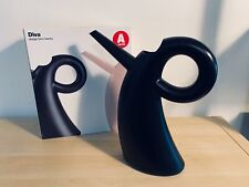 ALESSI Watering Can Black - Diva