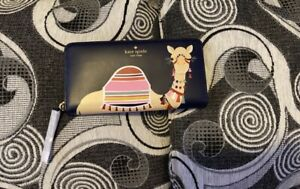 Kate Spade Camel Lacey Wallet