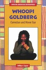 Whoopi Goldberg: Comedian and Movie Star (African-American Biographies (Enslow))