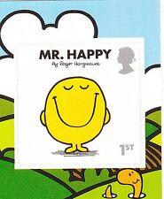 SG? - 1st Mr Happy sa EX Mr Men Little miss RB-iss 20 Oct.'16-neuf sans charnière