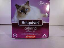Relaxivet Natural Cat Calming Pheromone Diffuser 30 Day Refill (Hb-R)