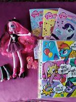 My Little Pony Equestria Girls Pinkie Pie & Book Bundle