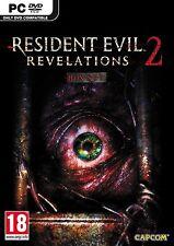PC Spiel Resident Evil Revelations 2 II Box Set inkl. Add-Ons DVD Versand NEU