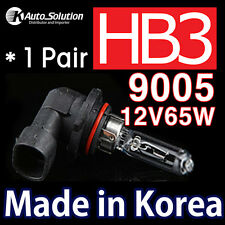 HB3 Halogen Headlight Globes Fits Toyota Camry Landcruiser Corolla Mazda 3 CX7