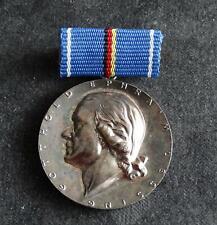 Gotthold Ephraim Lessing Medaille, 3. Form, 1. tragbare Ausführung