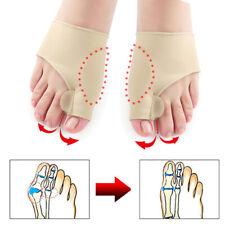 Bunion Toe Separators Gel Pad Sleeves Corrector Hallux Valgus Pain Relief New
