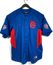 Authentic Chicago Cubs Nomar Garciaparra MLB Baseball Jersey Nike Sewn XXL #5