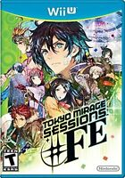 Tokyo Mirage Sessions #Fe Standard Edition For Wii U RPG Very Good
