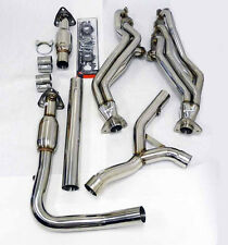 OBX Exhaust Header Full Length 07 08 Dodge Ram 1500 Hemi 5.7L 2 & 4 WD
