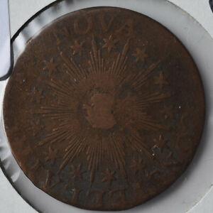 1783 Nova Constellatio Colonial Copper Coin US Circulated