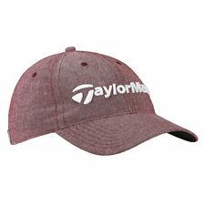 TaylorMade 2019 Tradition Lite Heather Hat Golf Baseball Cap
