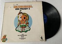 Oktoberfest The Walter Ostanek Band Ein Prosit I Axe Records Music LP Record