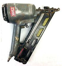 "SENCO SFN40 ANGLE FINISH NAILER 2-1/2"" NAIL GUN"