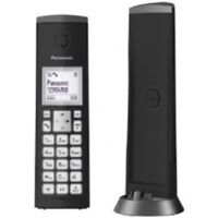 Panasonic KX-TGK210SPB - Teléfono inalámbrico Digital LCD identificador Llamadas