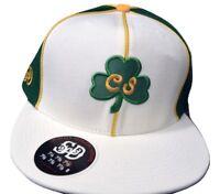 Stall & Dean Licensed Rucker Celtic Shamrocks Fitted Hat Pick Size