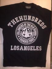 The Hundreds ~ Sweatshirt ~ LARGE ~ Cracked Image ~ Los Angles ~ FAST SHIPPING