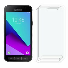 2 New Front Clear LCD Screen Display Protector Film Foil Samsung Xcover 4