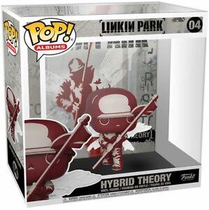 Linkin Park Hybrid Theory (Pop! Albums) Vinyl Figur 04 Unisex Funko Pop!