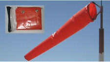 """LARGE AVIATION WINDSOCK for AIRPORT 18"""" x 96"""""""