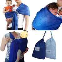 Popular Adjustable Backpack Baby Sling Carrier Kids Sling Toddler Wrap Rider NEW